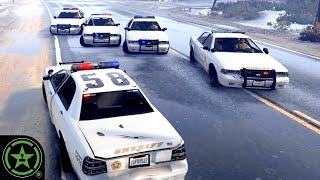 Cop Car Collection - GTA V