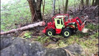 MB Trac 1100 Forstausrüstung