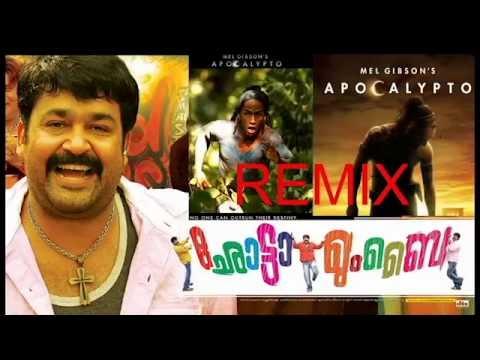 Chotta Mumbai Trailer Remix Apocalypto