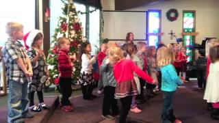 Maggie Christmas Program 2014 Part 1