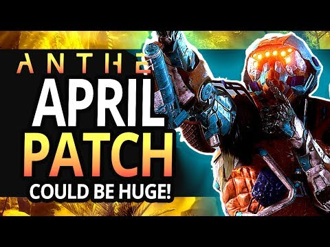 Anthem   NEW PATCH + More Info On 'BIG' April Update!