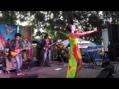 Alaine at Sierra Nevada World Music Festival whole show June 17, 2016
