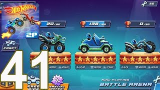 Drive Ahead - Gameplay Walkthrough part 41 - Battle Arena(iOS, Android) screenshot 2