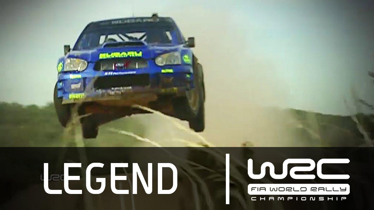 WRC Greatest Drivers - Tommi Mäkinen - YouTube