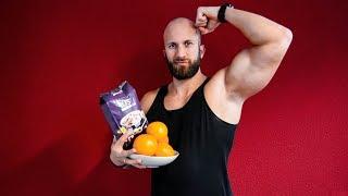 Massephase - Full Day of Eating 3800 Kalorien