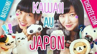 Kawaii en Japonais, Kawaii au Japon! Invitée spéciale Natsumi [Part2] - Boutique kawaii ChezFée.com