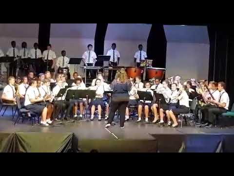 Hellenic Academy Windband 2018 Eisteddfod