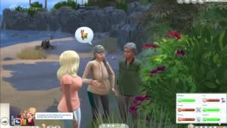 Sims 4 : 100 Bebisar-utmaningen | Del 8 - Jesus Och Messiah Växer Upp Och Tycker Inte Om Varandra