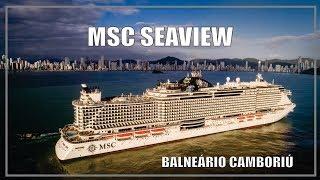 O vídeo de hoje é mostrando o maior navio de cruzeiros operando no ...