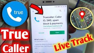 Truecaller se location kaise pata kare | Truecaller live location | Live location finder app screenshot 3