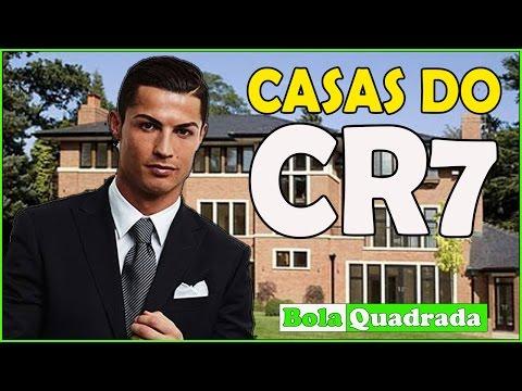 Conheça As Mansões de Cristiano Ronaldo