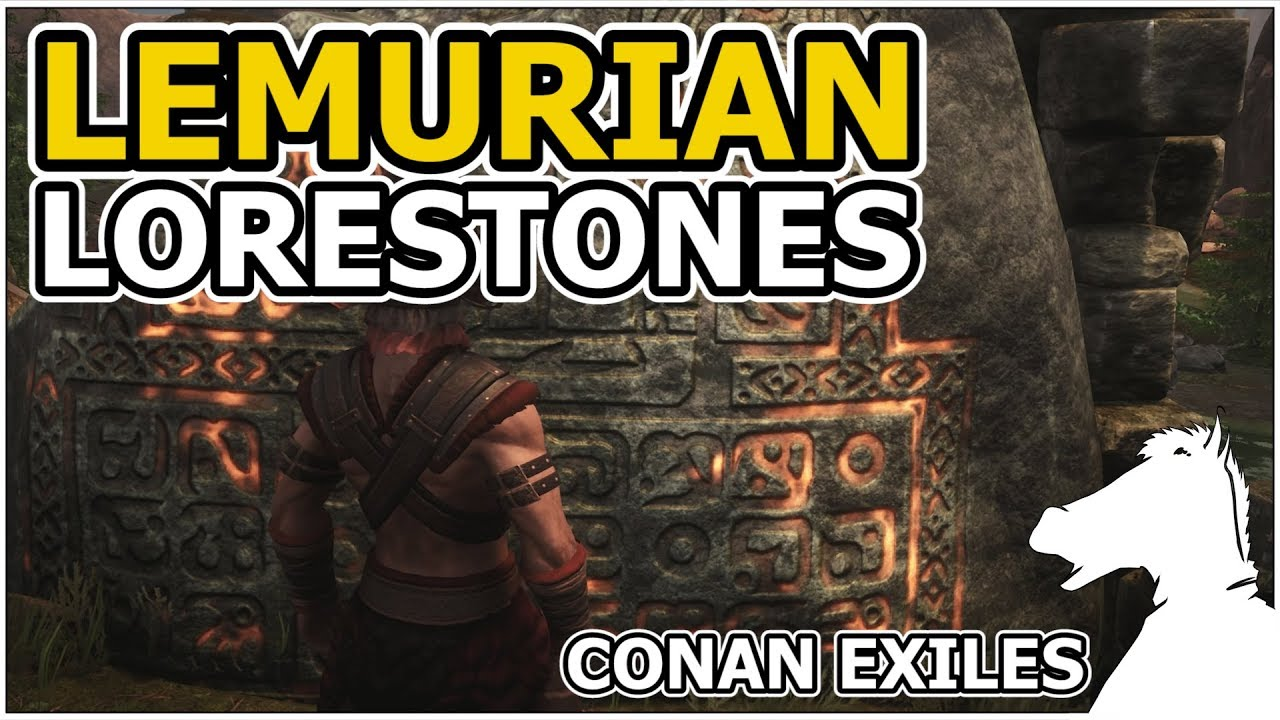 Lemurian Lorestones | CONAN EXILES