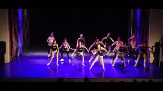 Летний отчетный концерт MadStyle 2015 | DanceHall | Настя Слобода