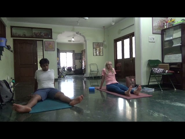 yoga for osteo arthiritis