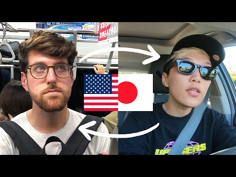 We Swapped Lives For 72 Hours: Los Angeles Vs. Tokyo