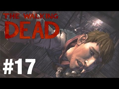 DO I LET HIM GO? | The Walking Dead #17