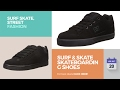 Surf & Skate Skateboarding Shoes Surf Skate, Street Fashion