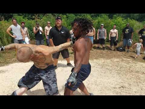 STREETBEEFS MMA .45 VS DOOBIE