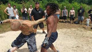 STREETBEEFS MMA .45 VS DOOBIE thumbnail