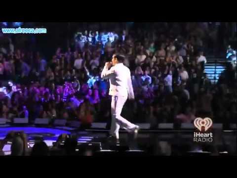 PsyGangnam Style @ iHeartRadio Music Festival