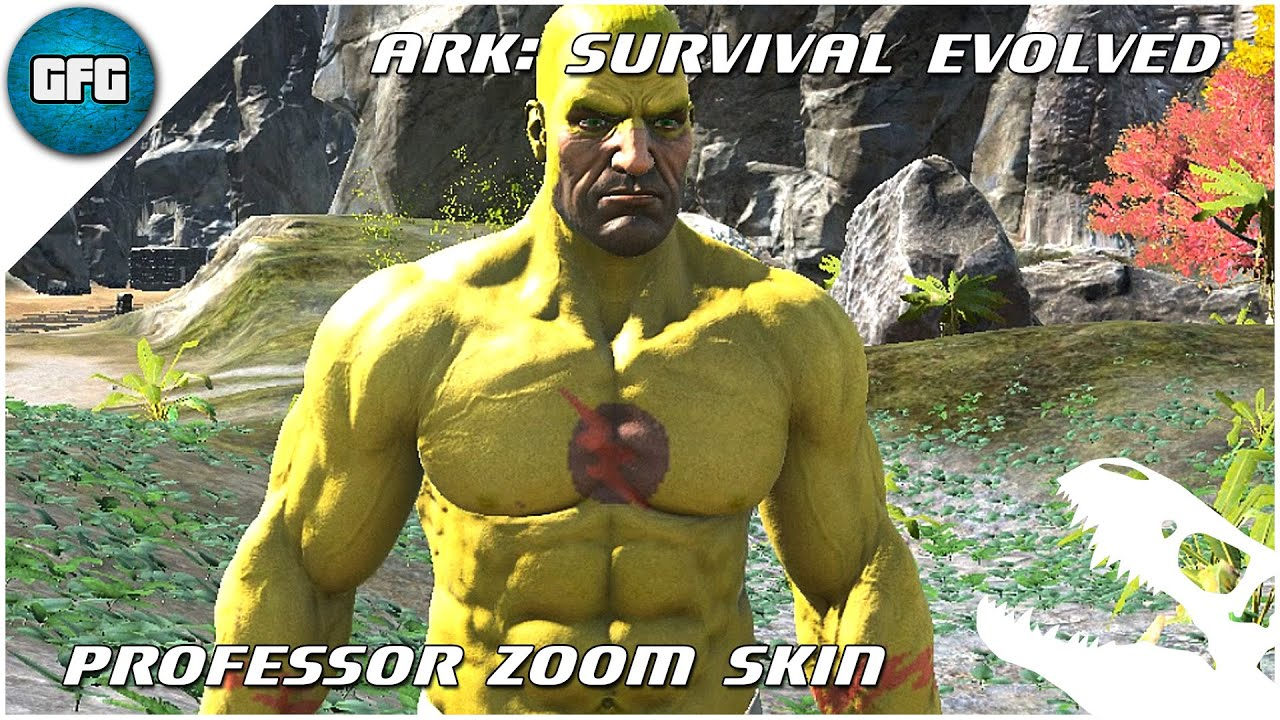 how to get all skins in ark