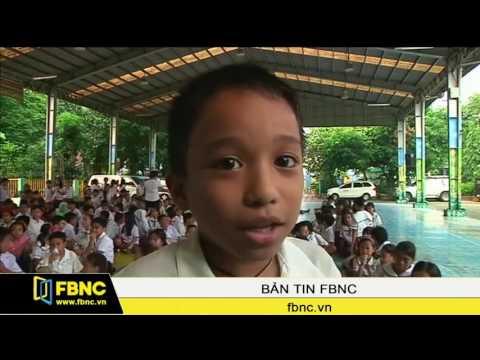 FBNC - Philippines : Chiến dịch chống tệ nạn ma túy của Tổng thống được phản ánh tại trường học
