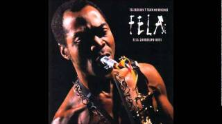 fela kuti teacher dont teach me nonsense