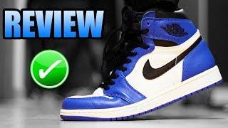 Jordan 1 GAME ROYAL Review ! | Jordan 1 GAME ROYAL On Foot !