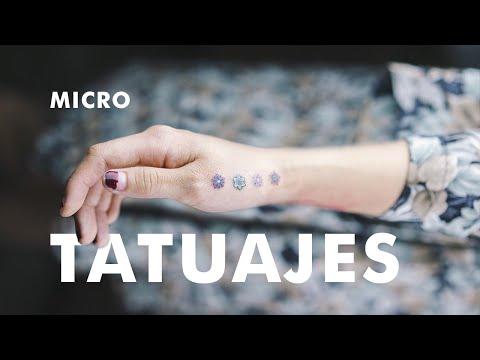 24 tatuajes increíblemente pequeños y lindos
