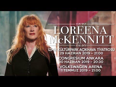 Kelt müziğinin efsane sesi Loreena McKennitt, 3 konserle Türkiye'de!