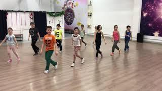 Zumba! Классный детский танец! 孩子们跳舞