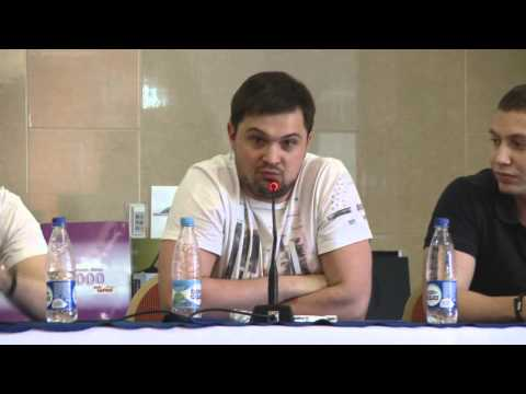 Discussion panel 1: Team and project management (Flash GAMM Moscow 2013)