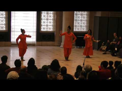Cross-cultural Comparison of Dance: Sita Haran