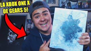 ME LLEGA LA XBOX ONE X DE GEARS 5 EDICIÓN LIMITADA!! *TIENE CONTENIDO EXCLUSIVO*