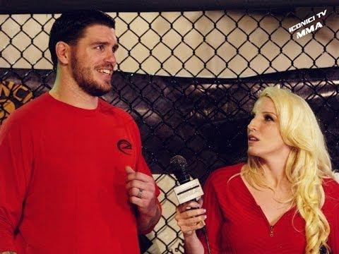 UFC Chris Camozzi On Iconici Tv MMA
