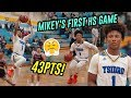 Mikey Williams GOES OFF In First Ever HS Game! Shows Why He's The BEST Freshman In The Country 😱