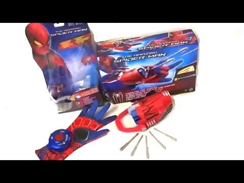 spider-man-electronic-glove-&-rapid-fire-webshooter-toy-reviews-|-stephenmcculla