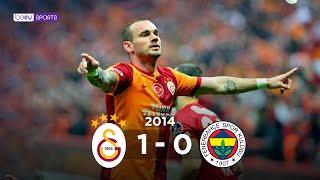 Galatasaray 1 - 0 Fenerbahçe Maç Özeti 6 Nisan 2014