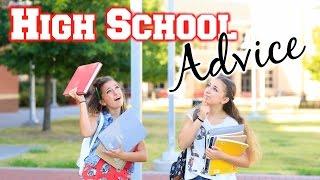High School Advice | B&B Back to School