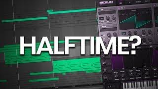 Let's make some groovy Halftime music!