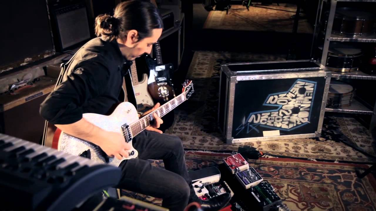 dhani harrison at guitar center youtube. Black Bedroom Furniture Sets. Home Design Ideas
