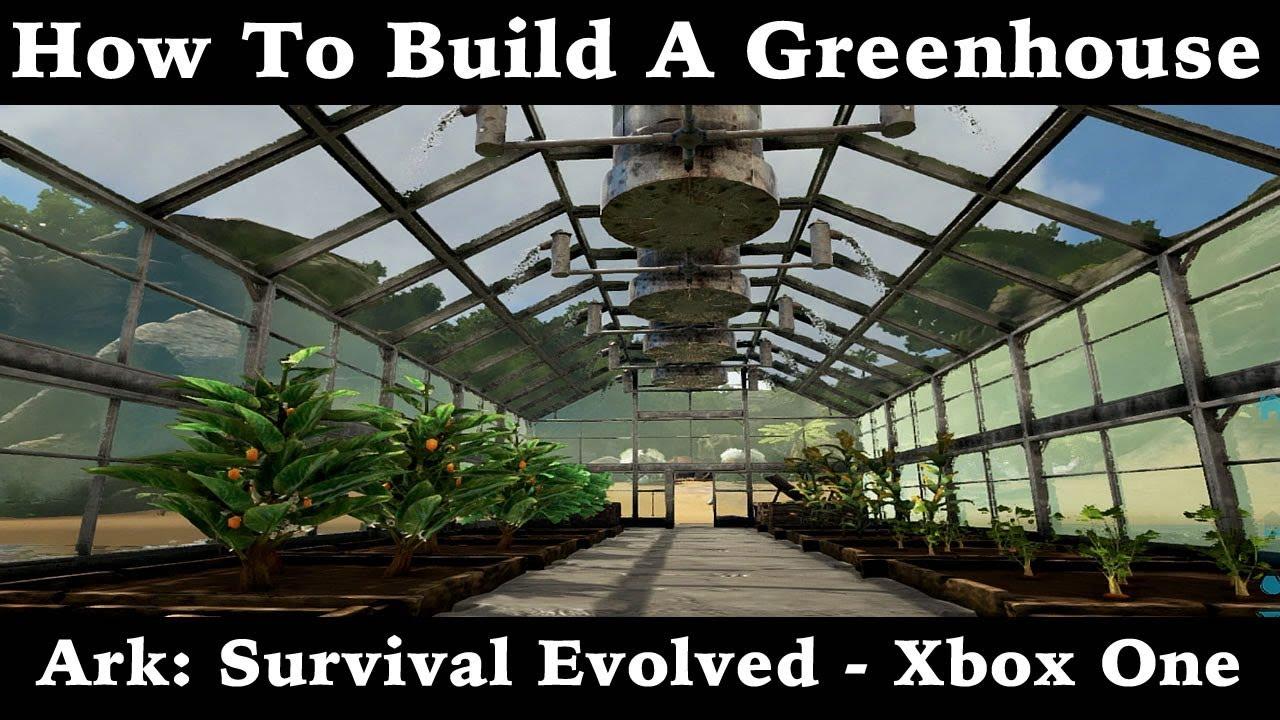 Greenhouse Sloped Ceiling Ark | Integralbook.com