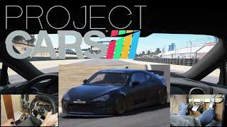 Video Project CARS G27 Japanese Car Pack! Scion FR-S Rocket Bunny@Lagna Seca download MP3, 3GP, MP4, WEBM, AVI, FLV Maret 2018