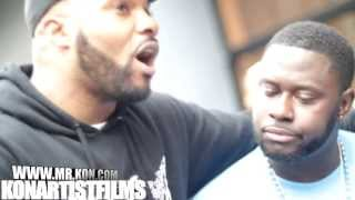 SMACK/URL PRESENTS N.O.M.E 3| T-REX AND MATH HOFFA| WHO REALLY WON THE BATTLE