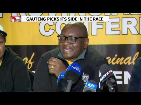GP ANC calls White Monopoly Capital