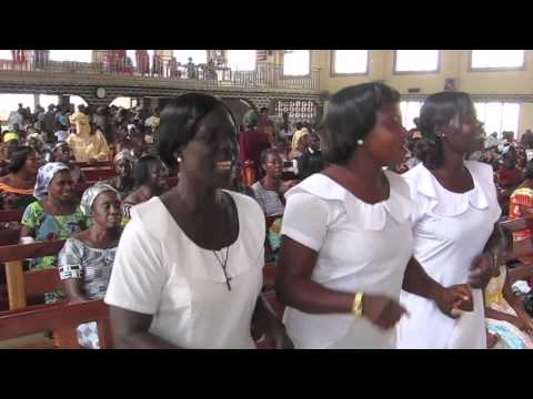 Kumasi 10 Holy Mass.mov