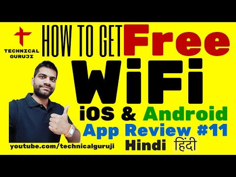 Wifi finder app for iphone