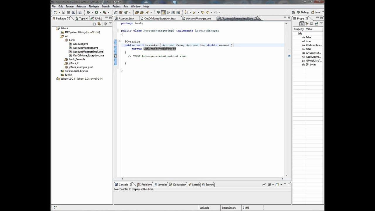JMock - example - part_1