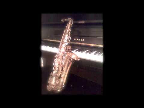Eternal Flame - The Bangles - [Alto Saxophone]