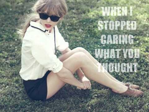 Taylor Swift - Red: Hidden Messages